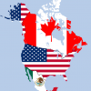 The North American Free Trade Agreement. Courtesy of TheMexicanGentlemen, via Wikimedia Commons