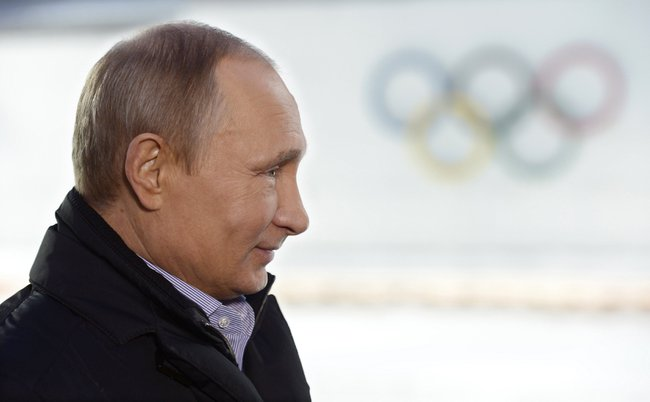 Has the Winter Olympics proved a success for Putin?