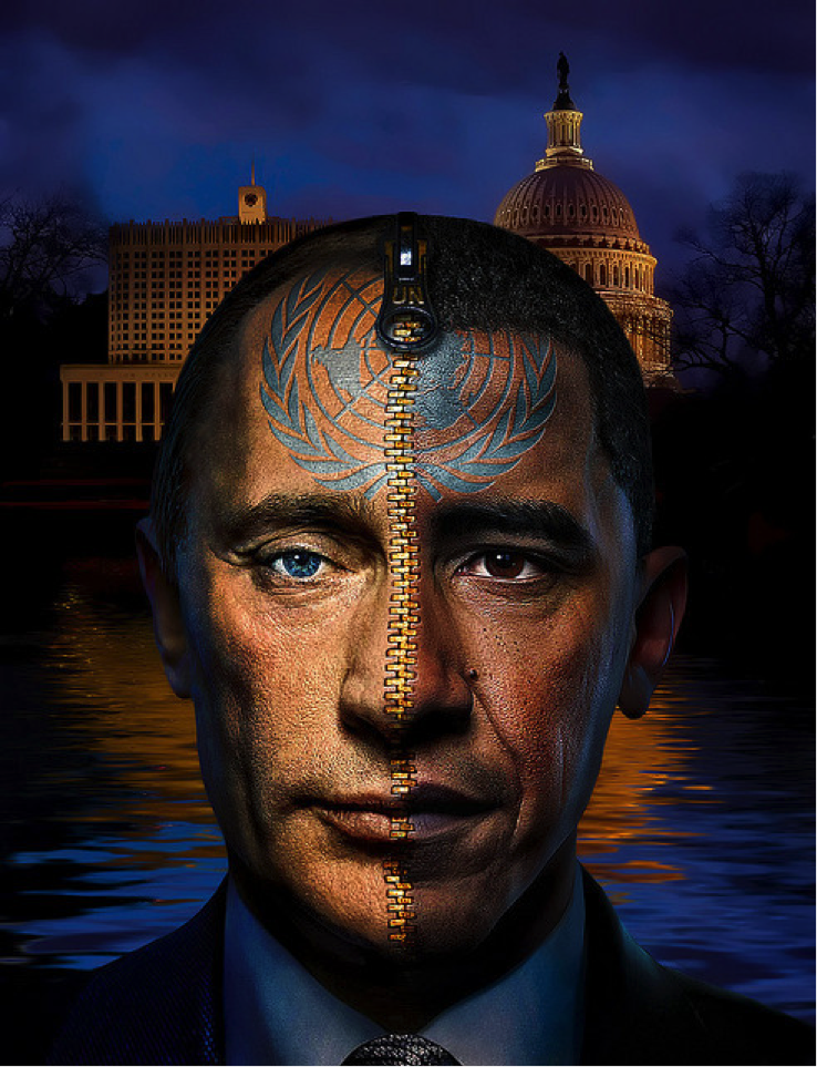 More Questions than Answers- Putin and Obama