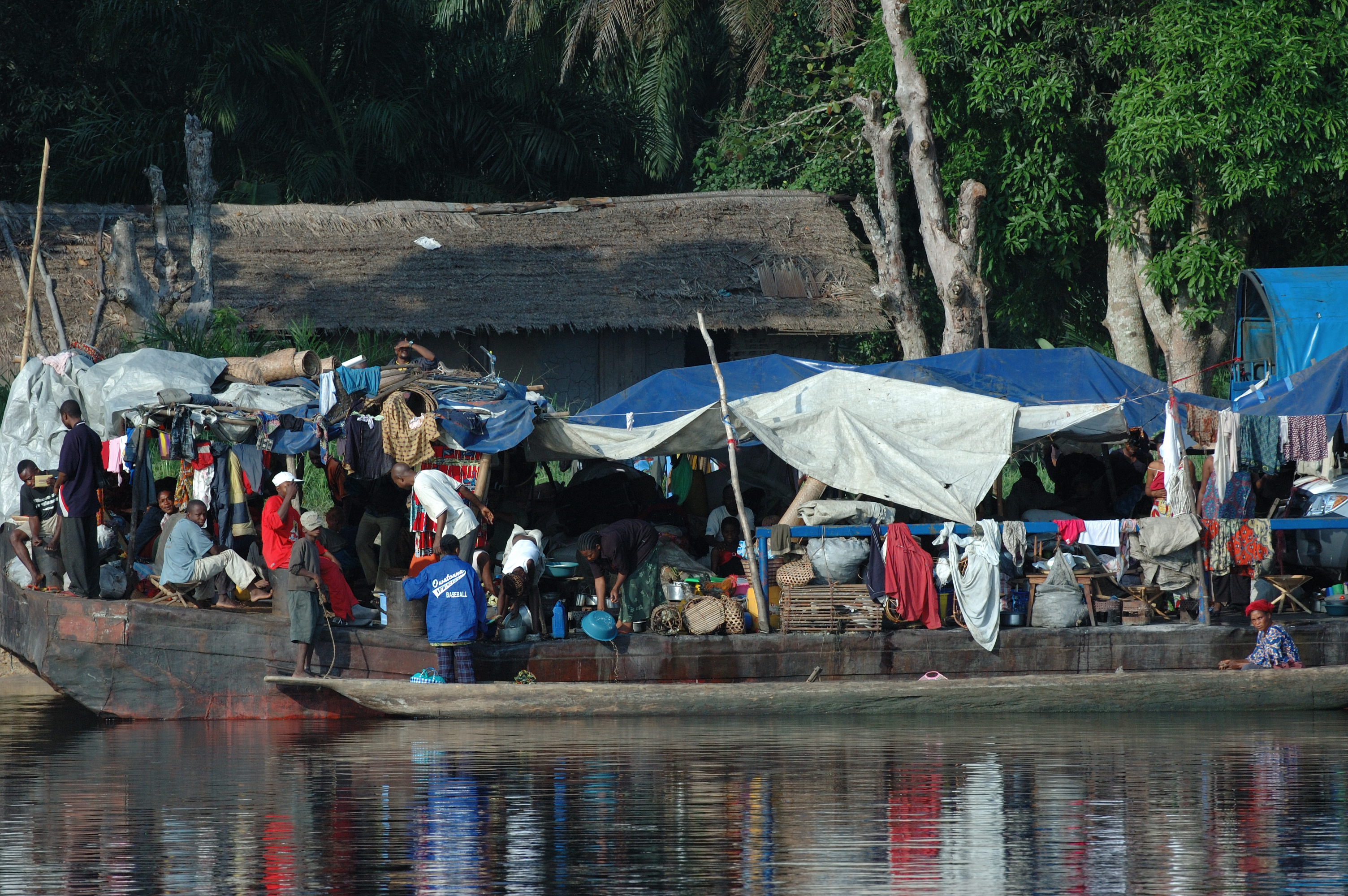 The Democratic Republic of the Congo is one of the poorest countries in the world.