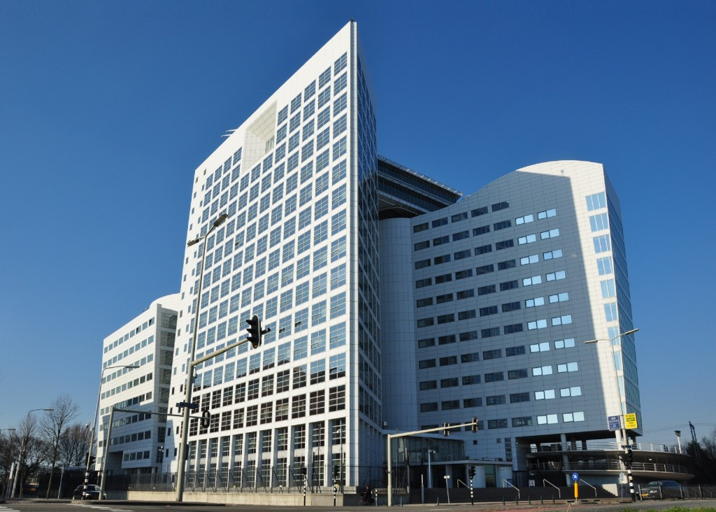 The International Criminal Court in The Hague (ICC/CPI), Netherlands. Photo source: Vincent van Zeijst via Wikimedia Commons