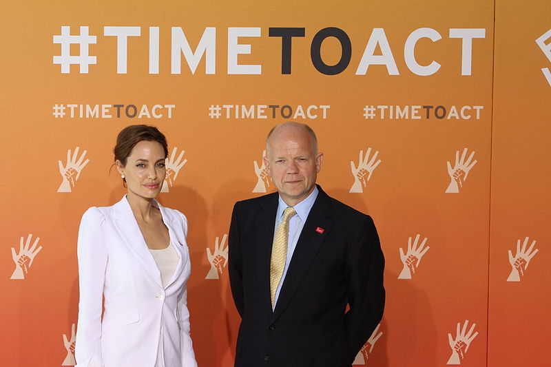 Angelina_Jolie_and_Foreign_Secretary_William_Hague_at_the_Global_Summit_to_End_Sexual_Violence_in_Conflict_2014