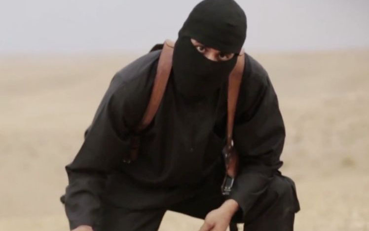 Jihadi John - Photo from Rod Ardehali's Article via The Telegraph