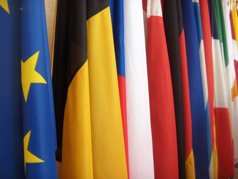 European Union Colours - Flick: Creative Commons