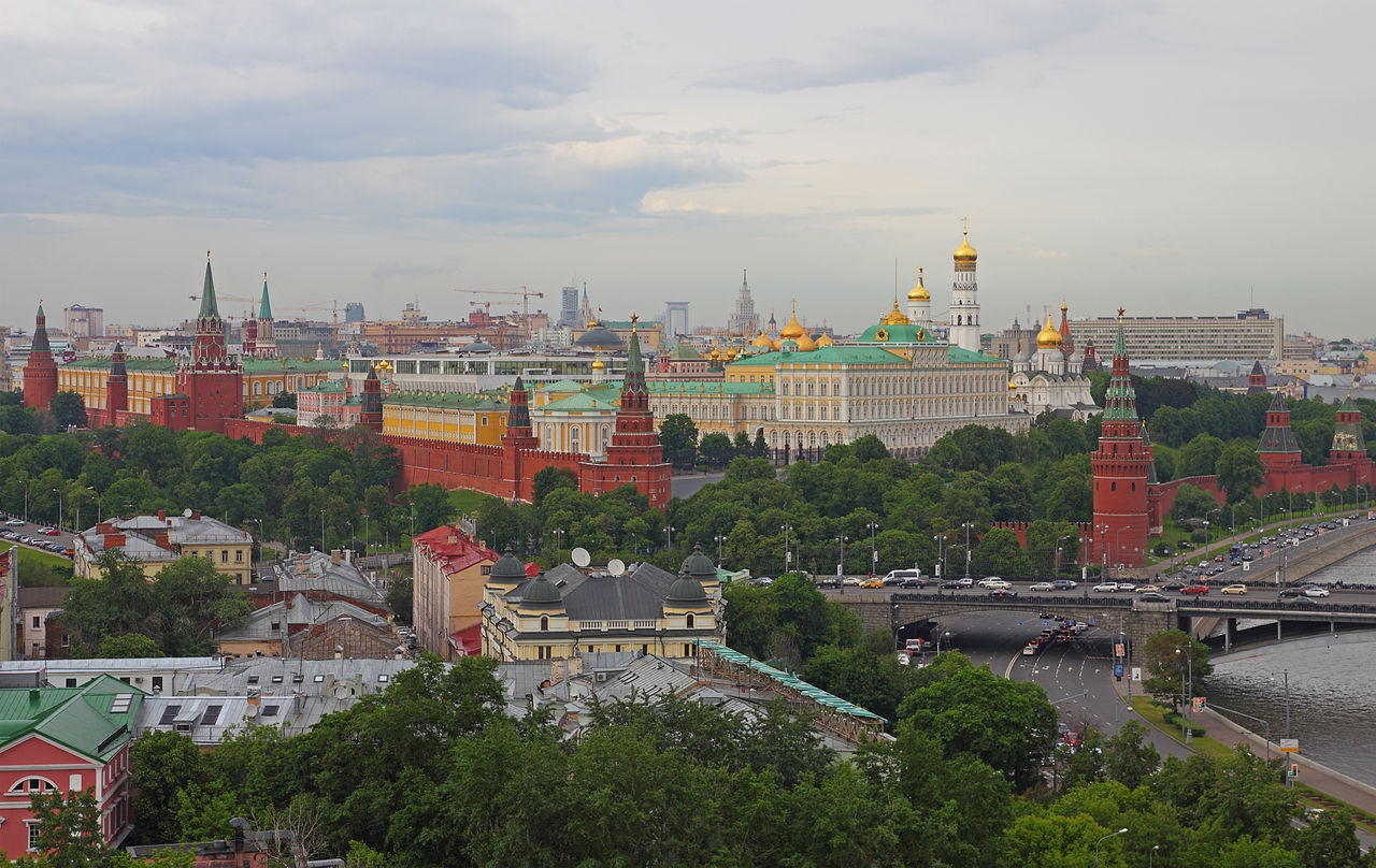"Image Source: ""Moscow 05-2012 Kremlin 22"" by A.Savin. Licensed under CC BY-SA 3.0 via Wikimedia Commons - https://commons.wikimedia.org/wiki/File:Moscow_05-2012_Kremlin_22.jpg#/media/File:Moscow_05-2012_Kremlin_22.jpg"