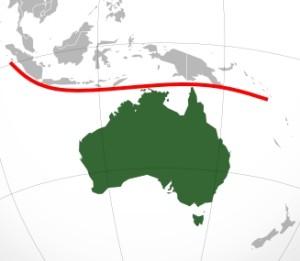 Australia Inner Arc