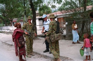 Australian Troops East Timor