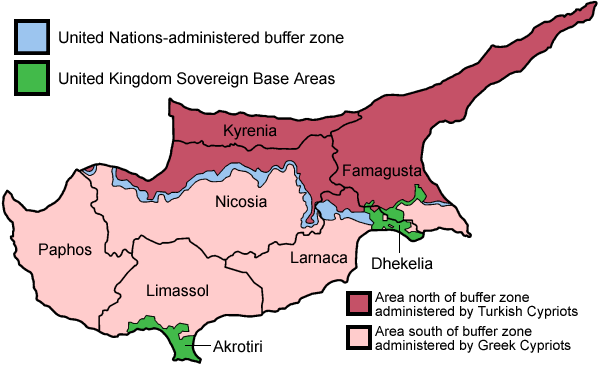 Cyprus_districts_named