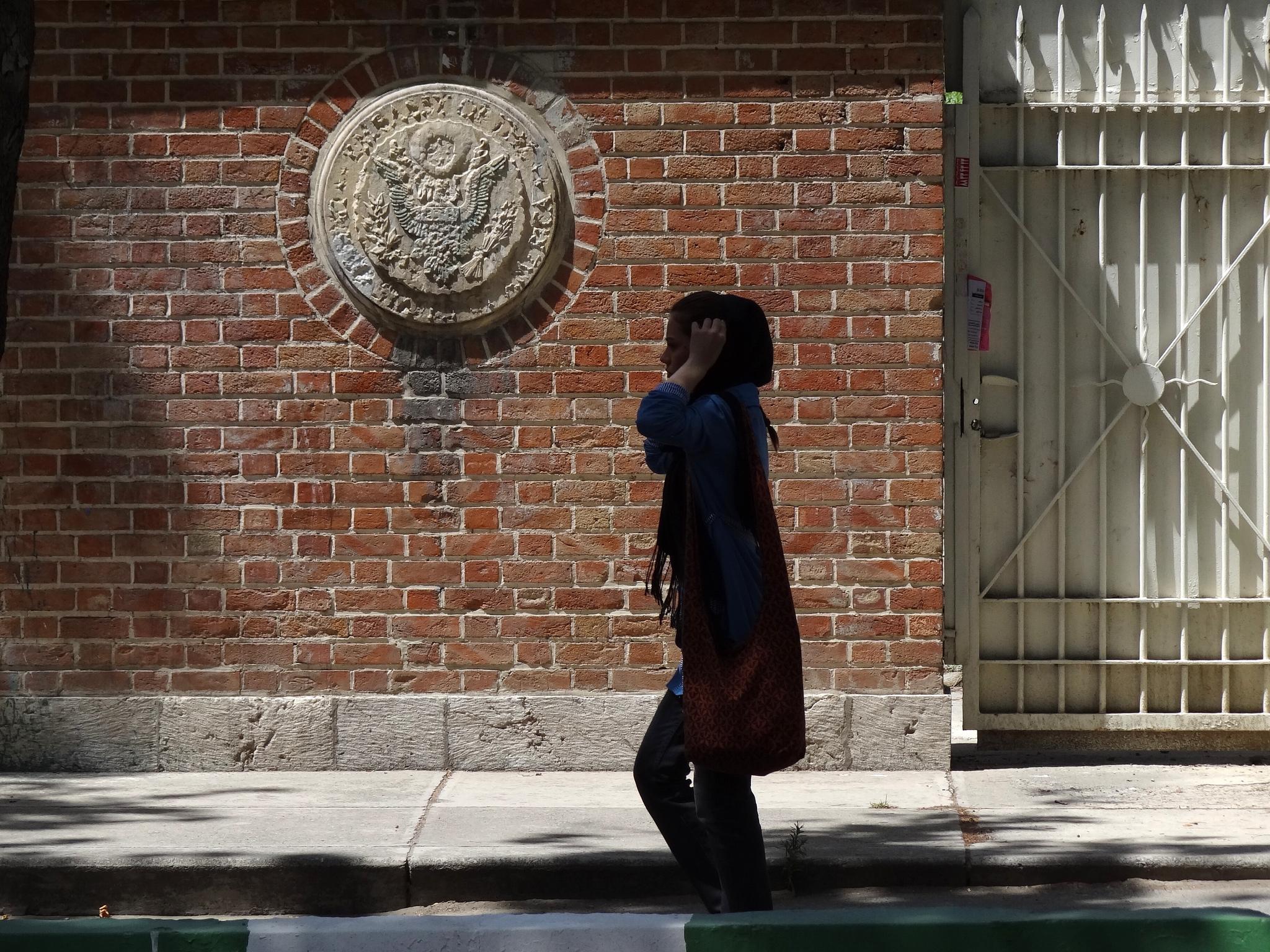 US Embassy Fascade-Adam Jones