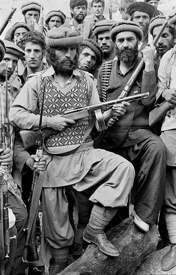 The Mujahideen - RV1864 via Flickr