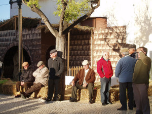 Old men of Portugal by Curtis Foreman (Flikr Commons)
