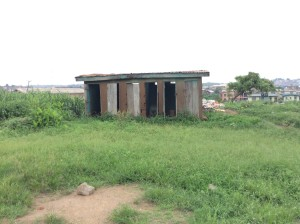 Public School Toilet in Ogun State, Nigeria