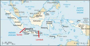 Indonesian Straits