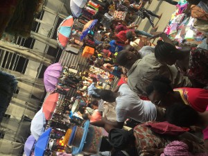 Traders from Neighbouring west African countries come to Balogun market for wholesale trade!