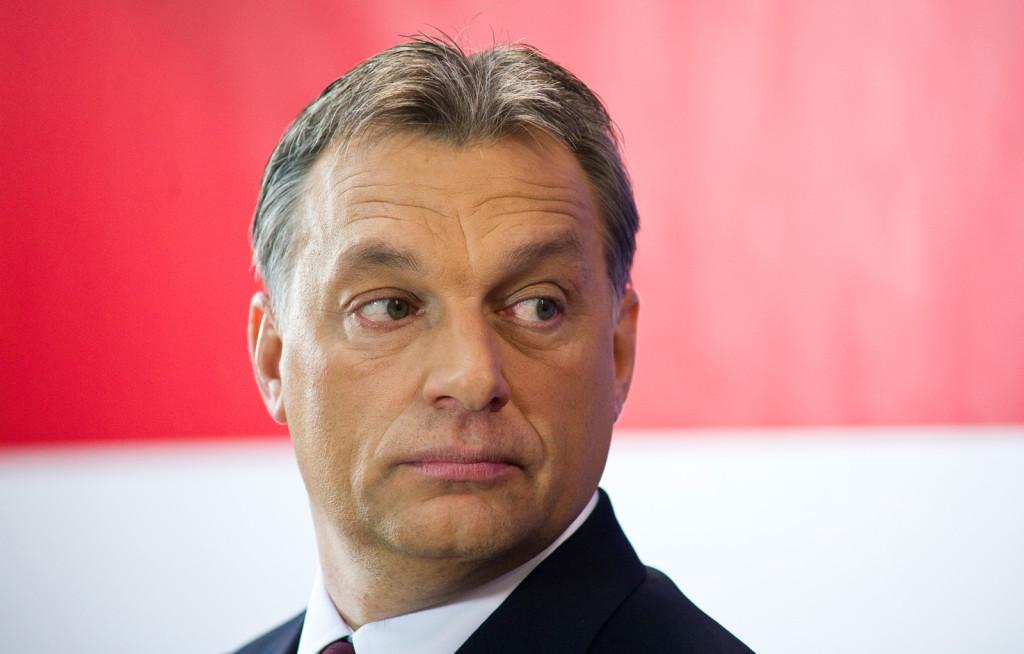 Viktor Orban. Photo: Europa Pont