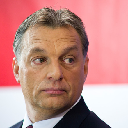 Viktor Orban. Photo: Europa Pont