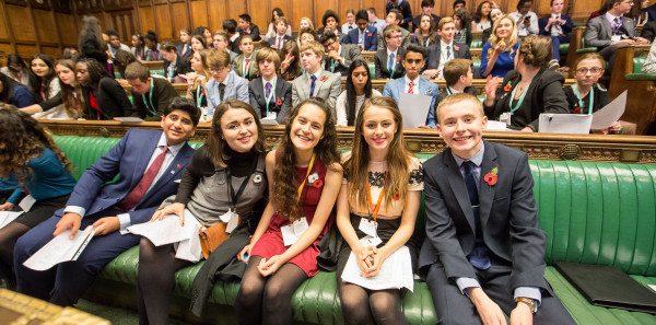 Youth Parliament 2015